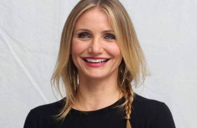 Has Cameron Diaz given up on Hollywood?