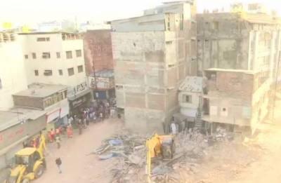Indore Building Collapse: 10 dead, 3 injured; CM Shivraj announces Rs 2 lakh ex-gratia to kin of deceased