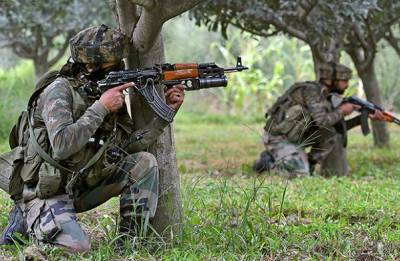 Security forces launch massive anti-terror operation in south Kashmir, 11 militants killed