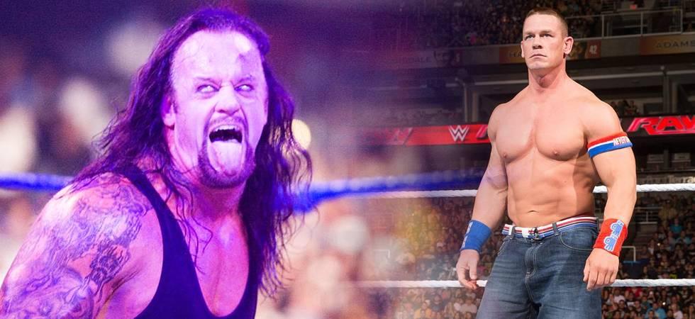 WWE: Here's when Undertaker will answer John Cena's Wrestlemania 34 challenge (Source- WWE)
