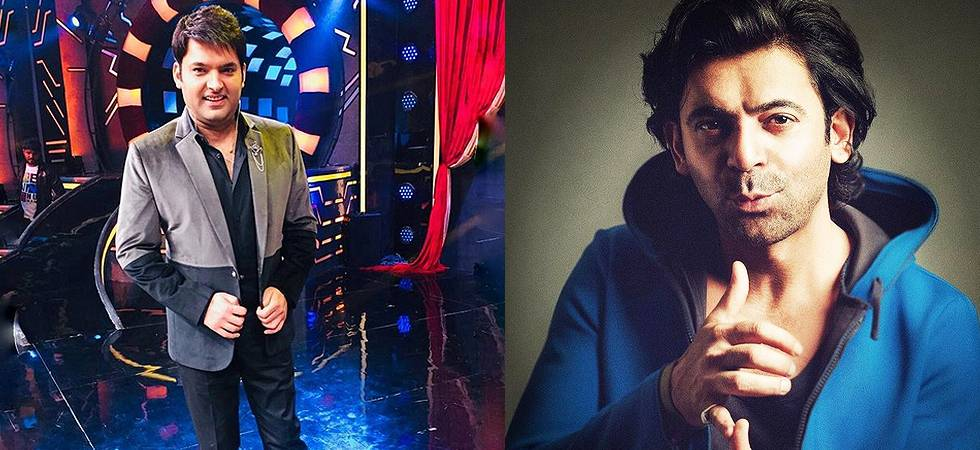 Friends again: Sunil Grover wishes birthday boy Kapil Sharma 'Health', 'Happiness'  (Source- Instagram)