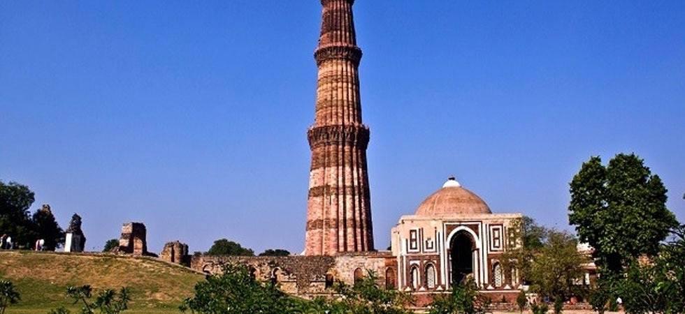 Qutub Minar turns blue on World Autism Awareness Day (File Photo)