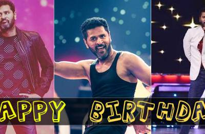 Prabhu Deva Birthday Special:  Top songs of Wanted director which prove he is 'King of Dance'