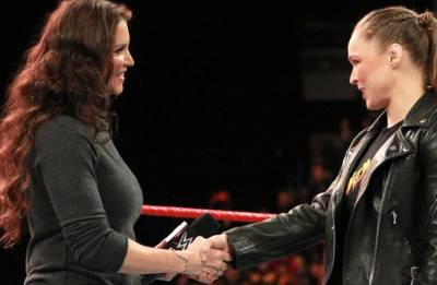 WWE RAW results: Stephanie McMahon SLAMS Ronda Rousey ahead of their Wrestlemania 34 match