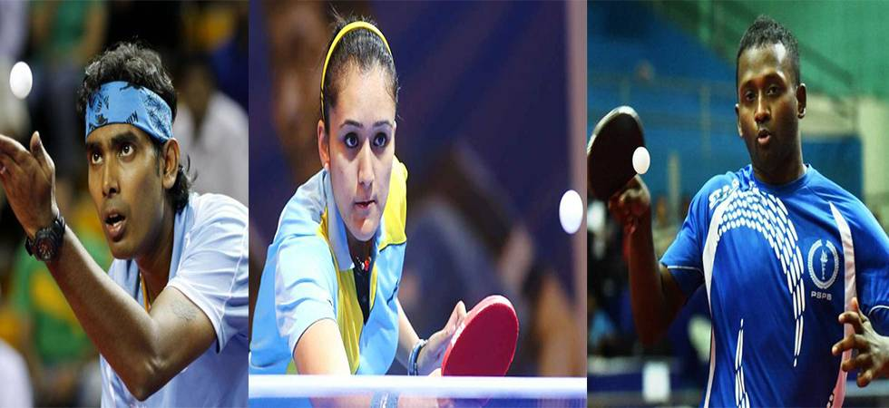 Indian Table Tennis team all set to make their mark