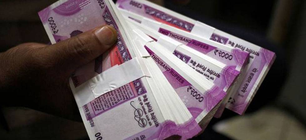 Rupee surges 15 paise against dollar in early trade