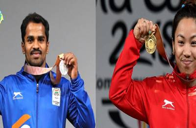 Commonwealth Games 2018 | Day 1 highlights: Chanu bags Gold, Gururaja with Silver for India