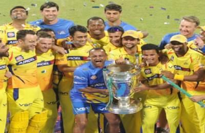 IPL 2018: Chennai Super Kings aims to 'Whistle Podu' again