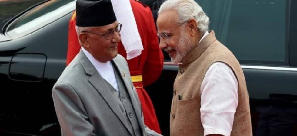 Nepal PM KP Oli arrives on three-day maiden visit to India today (File Photo)