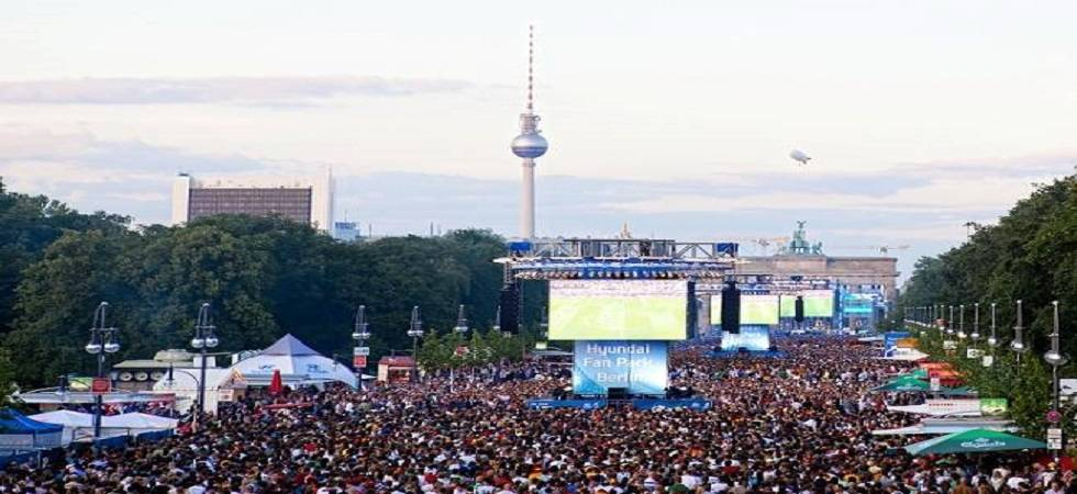 BCCI has shortlisted 36 cities across 19 states for the fourth edition of 'Fan Parks' (Image Source: PTI)