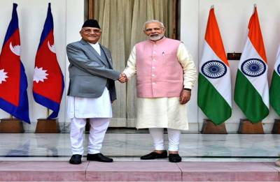 Modi holds talks with Oli; India and Nepal to take ties to 'newer heights'