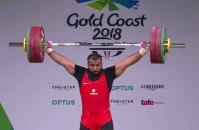 Commonwealth Games 2018: Pradeep Singh wins silver in men's 105 kg weightlifting