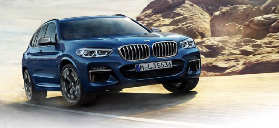 BMW to launch X3 SUV in India on April 19 (Source - BMW Website)