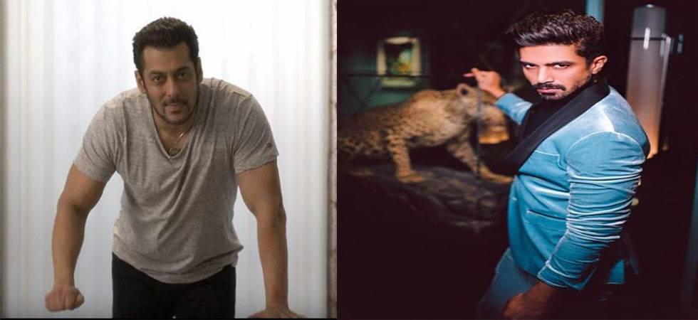 Salman Khan, Jacqueline Fernandez a celebrate Race 3 co-star Saqib Saleem in style (see pics)