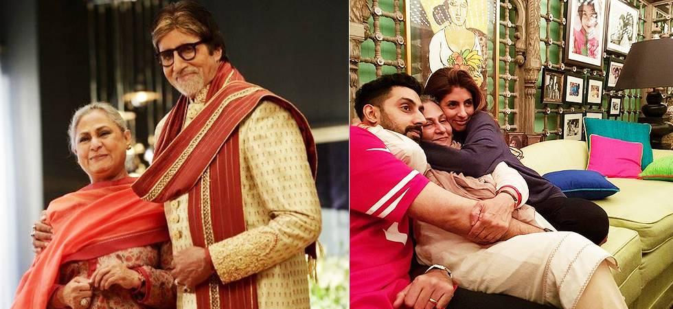 Here's how Amitabh, Abhishek made Jaya Bachchan's birthday SPECIAL (Source- Instagram)