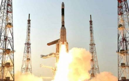 ISRO successfully launches IRNSS-1I navigation satellite