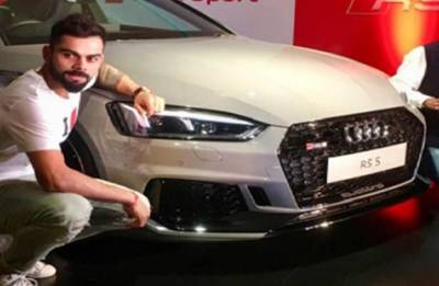2018 Audi RS5 Coupe launched in India, Virat Kohli becomes the first owner