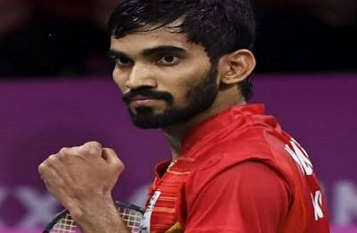 Kidambi Srikanth becomes World No 1 in BWF Rankings in men's category