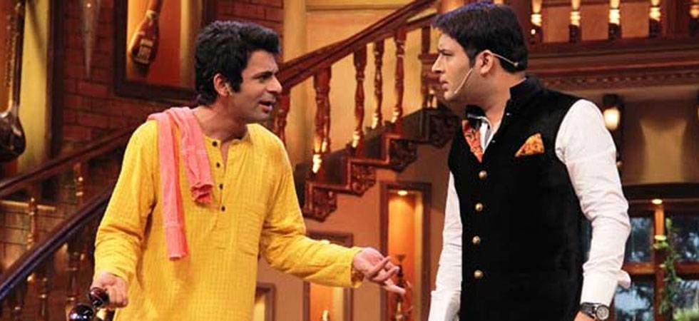 Sunil Grover REACTS to Kapil Sharma's recent controversies