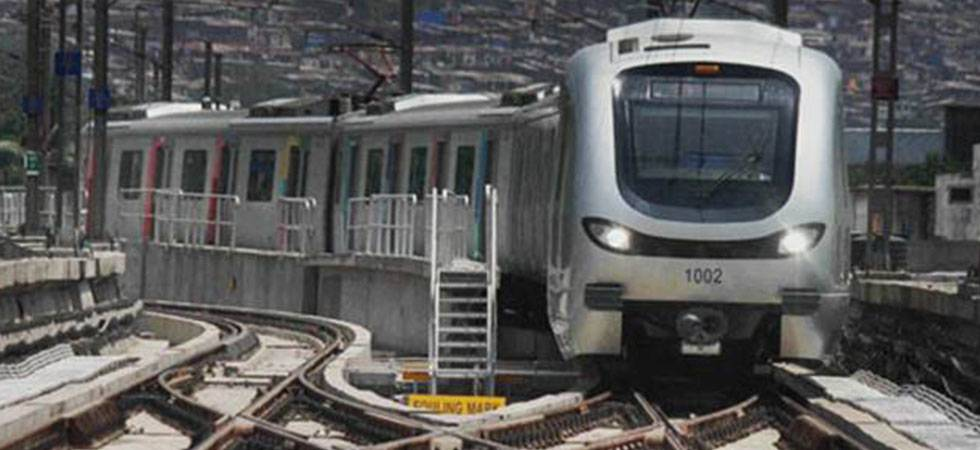 Tata Projects bags Rs.1,048 crore Mumbai Metro packages (File Photo/Source:PTI)