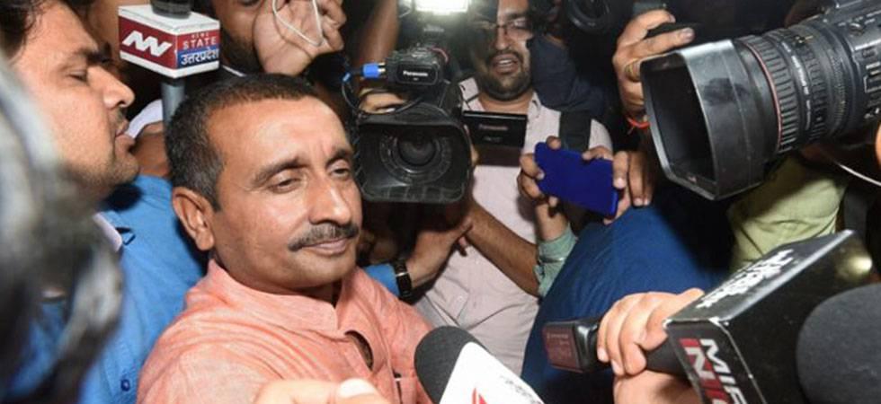 CBI arrests BJP MLA Kuldeep Singh Sengar  (PTI Photo)