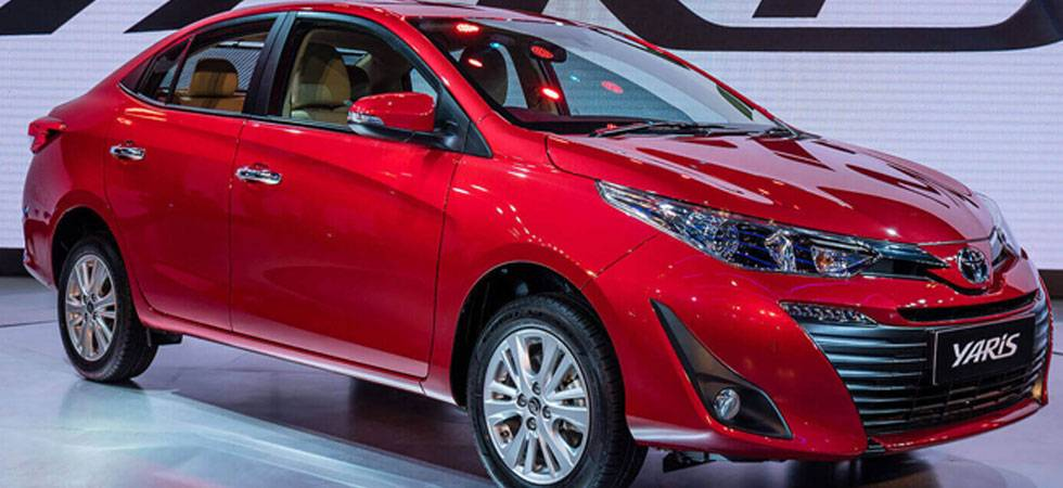 Toyota Yaris to be launched on May 18 in India (Source: toyotabharat.com)