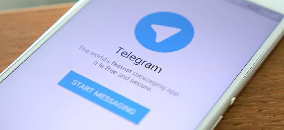 Telegram app (Source: PTI)