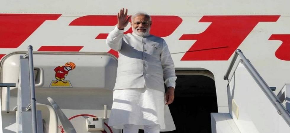 PM Narendra Modi leaves for five-day visit to Sweden, UK (File Photo/Source: PTI)