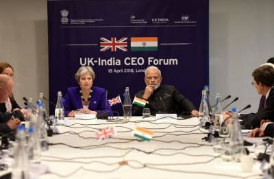 India to finance more than one billion pounds in UK as part of new partnership