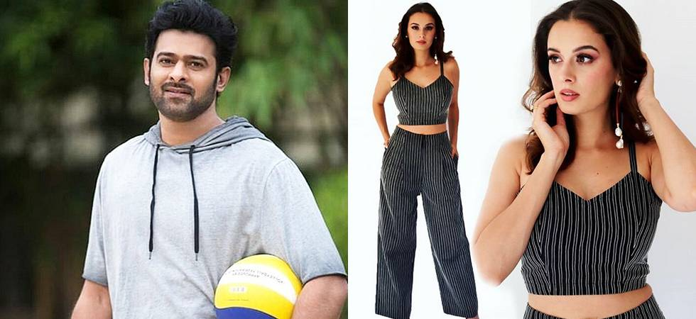 Evelyn Sharma is EXCITED to make Tollywood debut with Prabhas starrer Saaho (Source- Instagram)