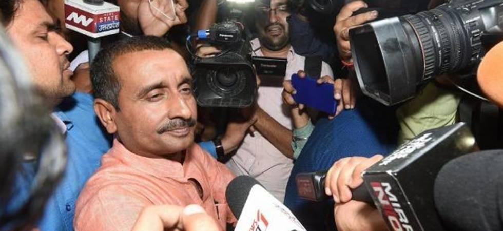 Kuldeep Singh Sengar - File photo