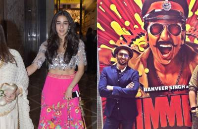 Simmba: Amrita Singh has a SPECIAL DEMAND for Sara Ali Khan's debut with Ranveer Singh-starrer