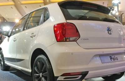 Volkswagen introduces Polo VRS at 2018 Indonesia International Motor Show