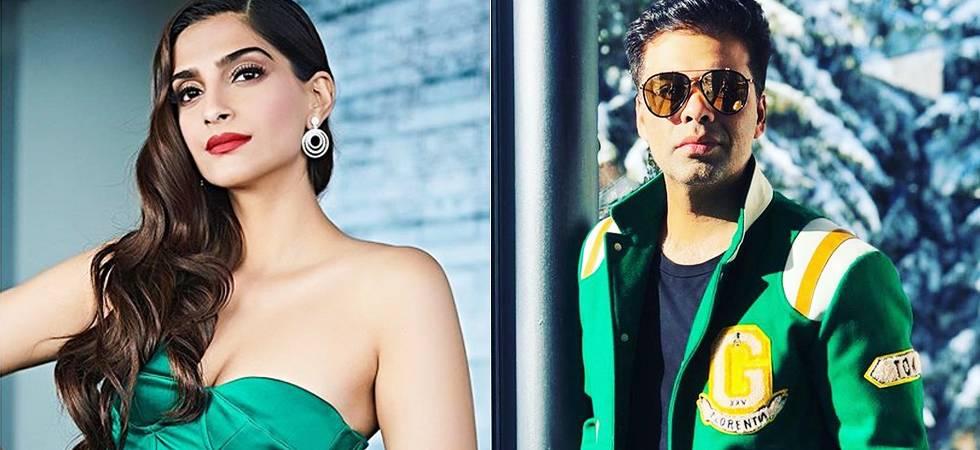 Sonam Kapoor-Anand Ahuja wedding: Karan Johar to SHAKE leg at sangeet ceremony? (Source- Instagram)