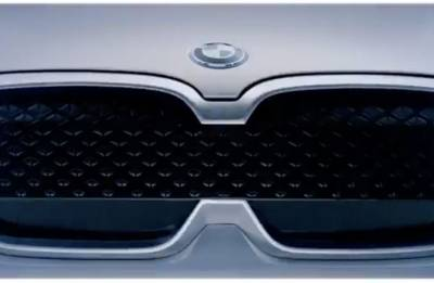 BMW releases teaser of electric iX3 ahead of launch at Beijing Motor Show
