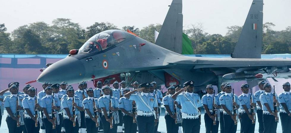 Indian Air Force (Source: PTI)