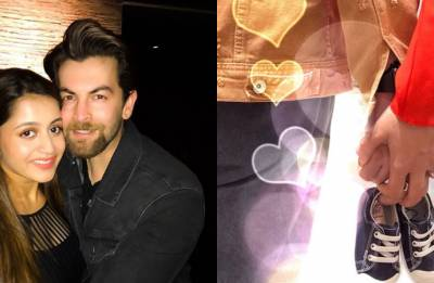 Neil Nitin Mukesh announces wife Rukmini's pregnancy, says 'baby to be delivered soon' (see pic)