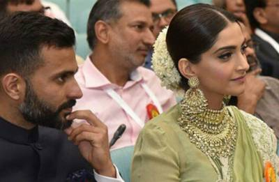 Veere Di Wedding actress Sonam Kapoor REACTS to her wedding reports with beau Anand Ahuja