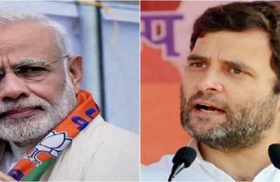 Rahul Gandhi takes a dig at PM Narendra Modi, says hugs not good enough for US visas