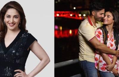 Kalank: Madhuri Dixit begins shooting with Varun Dhawan, Alia Bhatt