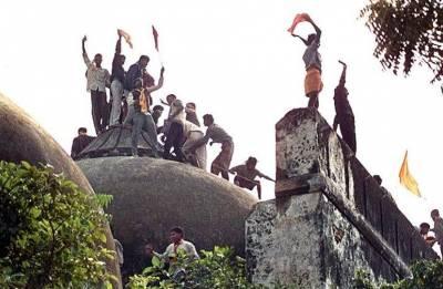 Ayodhya row   Babri Masjid-Ram Temple case purely 'property dispute': Hindu bodies