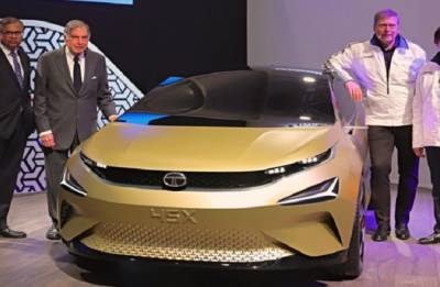 Tata H5X SUV and 45X premium hatchback to hit Indian roads soon