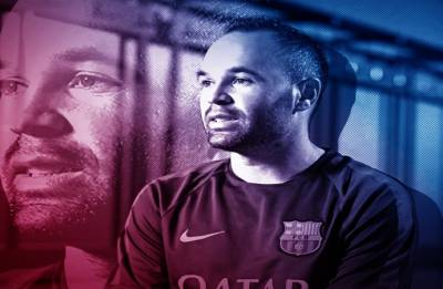 Teary Andres Iniesta bids adieu to Barcelona, says this season is the 'last'