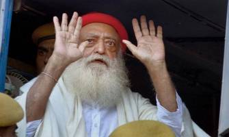 Asaram's audio clip from Jodhpur jail goes viral; self-styled godman says his time behind bars is short-lived