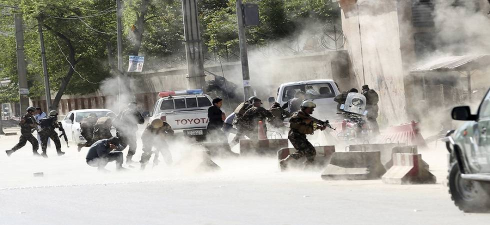 Kabul bombings (Source: PTI)
