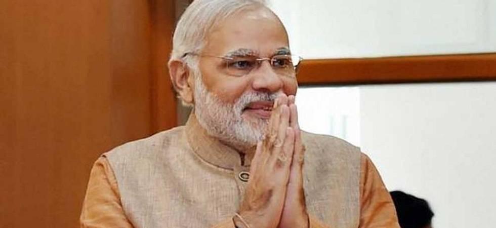 Will Modi's rhetoric spells magic for BJP in Congress-bastion Karnataka? (File Photo)