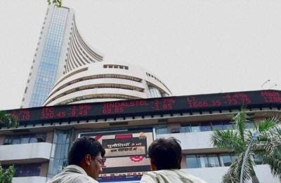 Sensex ends flat in choppy trade; Fed meet outcome in focus