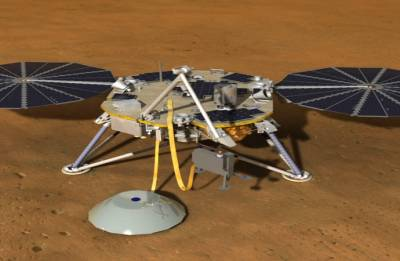 InSight Mars Lander to examine 'Marsquakes,' set to launch on May 5