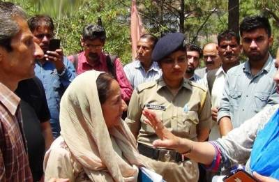 Woman officer heading demolition drive shot by guesthouse owner in Kasauli