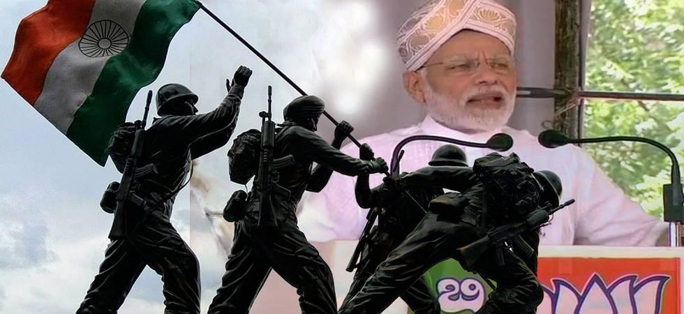 Karnataka polls: Modi invokes nationalism, accuses Congress of 'insulting' Army